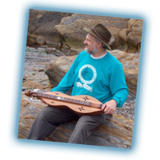 Peter and his dulcimer